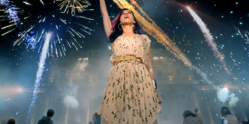 The Truth According to... Katy Perry Firework Movie